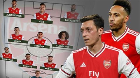 Arsenal có thể bán nguyên một đội hình siêu mạnh trong mùa Hè này