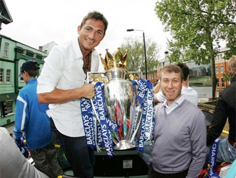 Lampard đang nhận được sự tin tưởng rất lớn từ ông chủ Abramovich