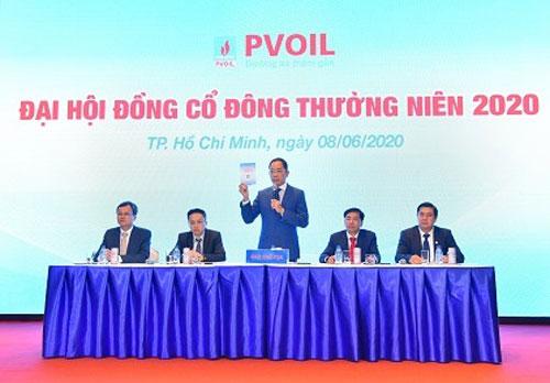 Đại hội cổ đông thường niên của PVOIL
