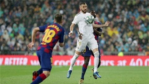Real 'kêu trời' La Liga thiên vị Barca