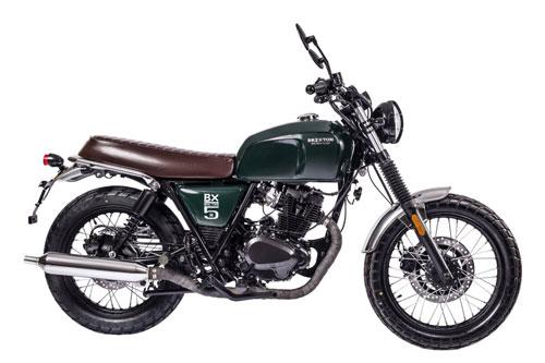 Brixton BX Classic 150cc.