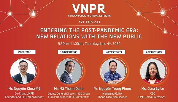Khái niệm về công chúng mới được các chuyên gia trong ngành Quan hệ Công chúng thảo luận với nhiều ý kiến khác nhau.