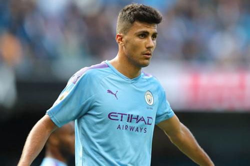 4. Rodri Hernaldez (Man City - Định giá chuyển nhượng: 101,5 triệu euro).