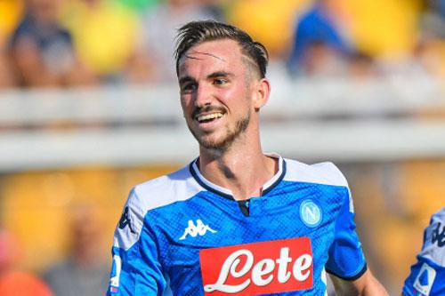 8. Fabrian Ruiz (Napoli - Định giá chuyển nhượng: 81 triệu euro).