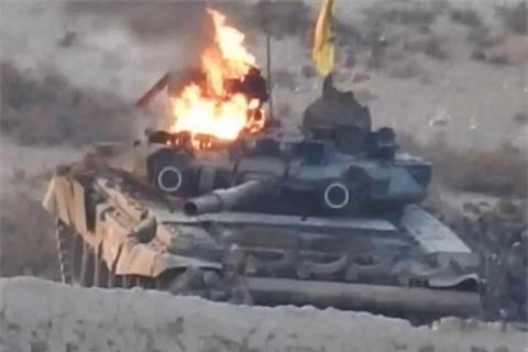 Trung Quoctin rang se'de dang pha huy' tang T-90?