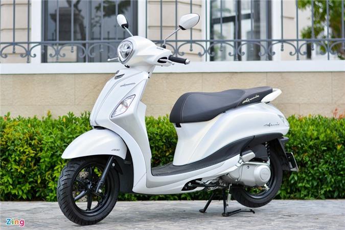 Xe Grande - từ mẫu xe thời trang đến 'ngôi vương' tiết kiệm nhiên liệu ảnh 01