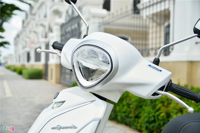 Xe Grande - từ mẫu xe thời trang đến 'ngôi vương' tiết kiệm nhiên liệu ảnh 03