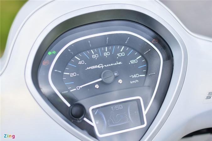 Xe Grande - từ mẫu xe thời trang đến 'ngôi vương' tiết kiệm nhiên liệu ảnh 04