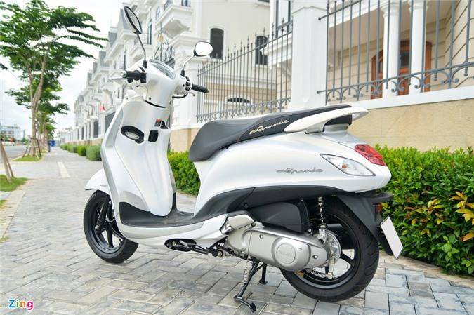 Xe Grande - từ mẫu xe thời trang đến 'ngôi vương' tiết kiệm nhiên liệu ảnh 05