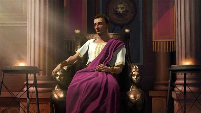 Có thời điểm, Augustus Caesar tích trữ số tài sản bằng 1/5 nền kinh tế của cả đế chế.