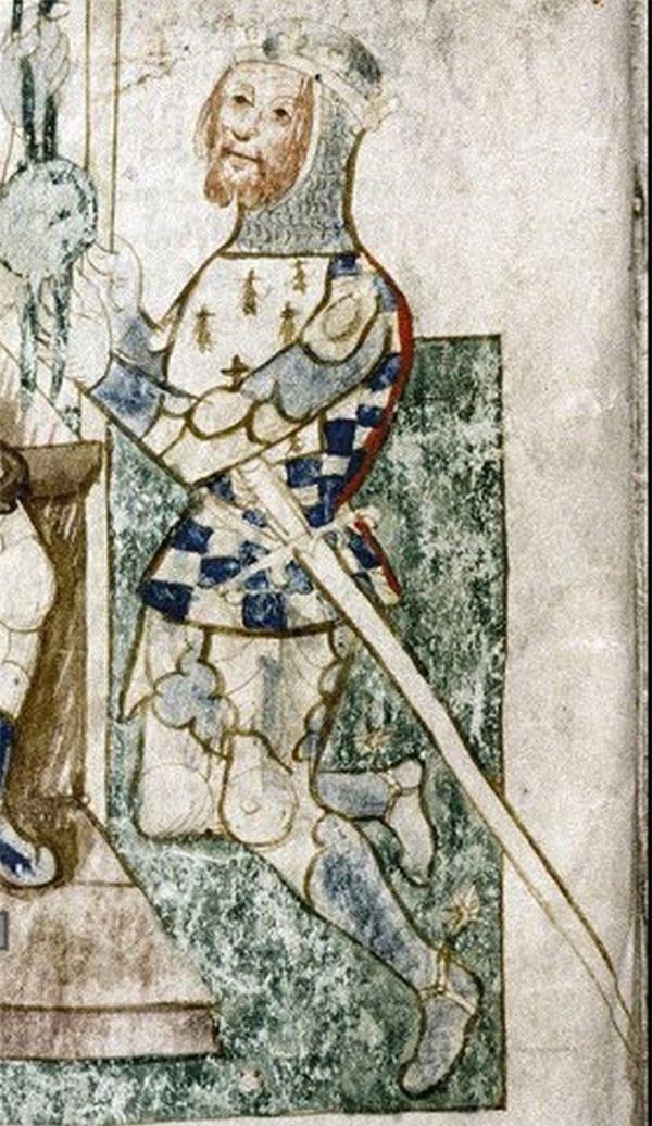 Alan Rufus qua đời với số tài sản để lại tương đương 7% GDP của nước Anh năm 1093.