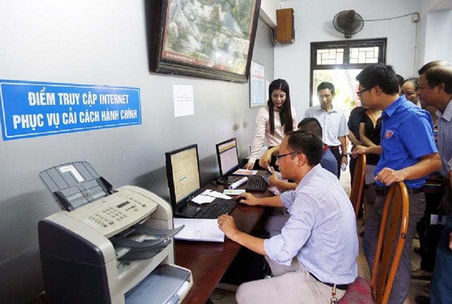 Tỷ lệ dịch vụ công được các bộ, ngành, địa phương cung cấp trực tuyến mức 4 đã đạt gần 14%, tăng gấp đôi so với cùng kỳ năm ngoái.