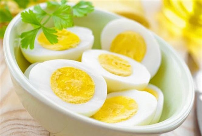 Trứng tốt cho bữa sáng của bạn