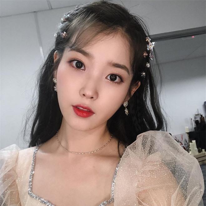 Danh tiếng mỹ nhân Hàn hot nhất Trung Quốc tháng 5: IU, BACKPINK đánh bại Song Hye Kyo - Ảnh 2