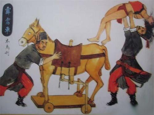 Kinh hoàng cách trừng trị tội ngoại tình cực kỳ dã man trong thời phong kiến - 4