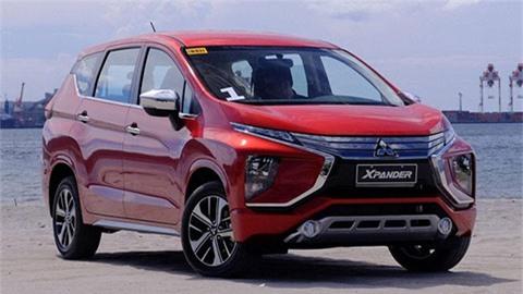 Mitsubishi Xpander giá 'ngon' vượt Suzuki Ertiga và XL7 cộng lại, bỏ xa Toyota Innova, Avanza
