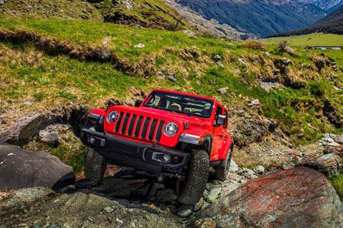 1. Jeep Wrangler.