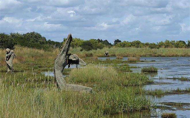 Buổi tối gặp những bức tượng đầm lầy này đảm bảo du khách hết hồn bỏ chạy - Ảnh 11.
