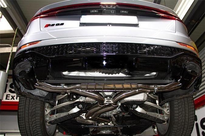 Audi RS Q8 bản độ mạnh ngang Bugatti Veyron