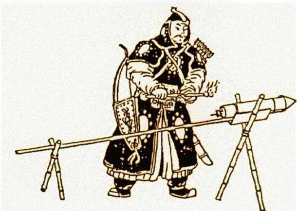 Pha chế thuốc trường sinh, vô tình tạo ra loại hỏa dược gây chấn động chiến trường cổ - Ảnh 3.