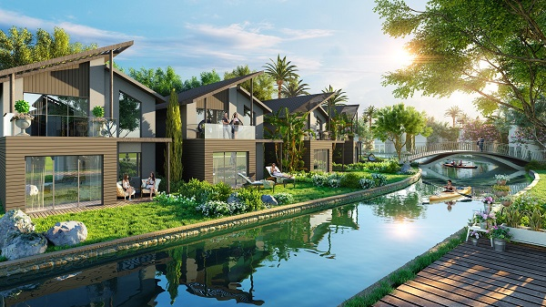 Mô hình second home được dự báo sẽ là xu thế trong vài năm tới.