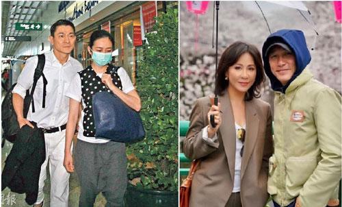 Lưu Đức Hoa, Lương Triều Vỹ vẫn đứng trên đỉnh danh vọng và có hôn nhân hạnh phúc.