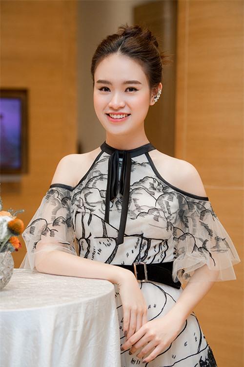 Người đẹp Phùng Bảo Ngọc Vân cũng có mặt tại sự kiện.
