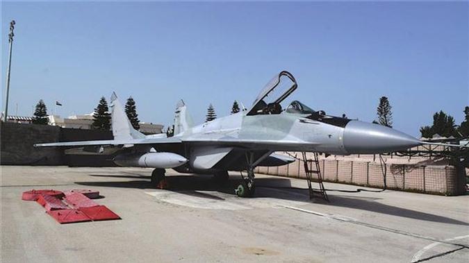 MiG-29 Nga bắt đầu tấn công lực lượng Thổ Nhĩ Kỳ hậu thuẫn tại Libya?