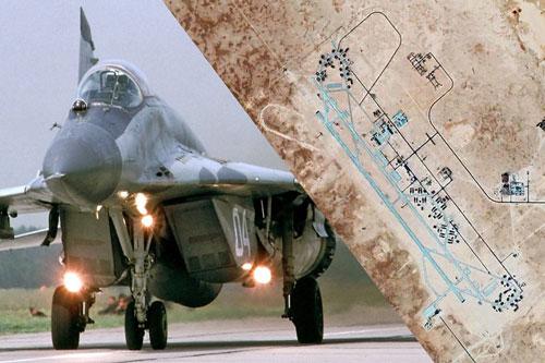 Theo trang Avia-pro, mới đây một máy bay chiến đấu lạ đã giáng đòn tấn công mạnh mẽ vào đoàn xe quân sự lớn của quân đội Thổ Nhĩ Kỳ và lực lượng vũ trang của GNA.