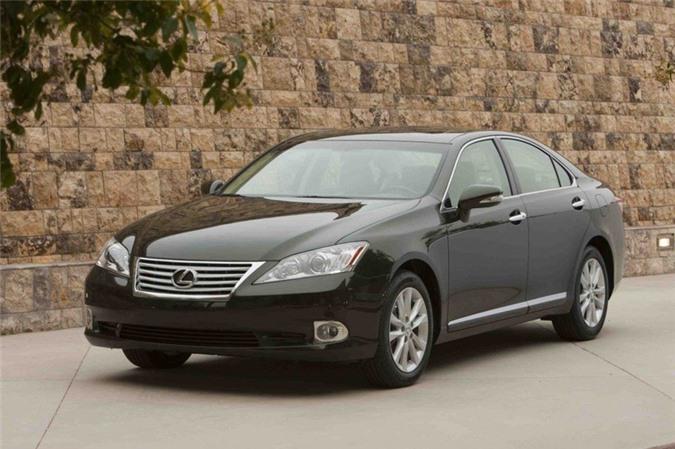Lexus ES 350.