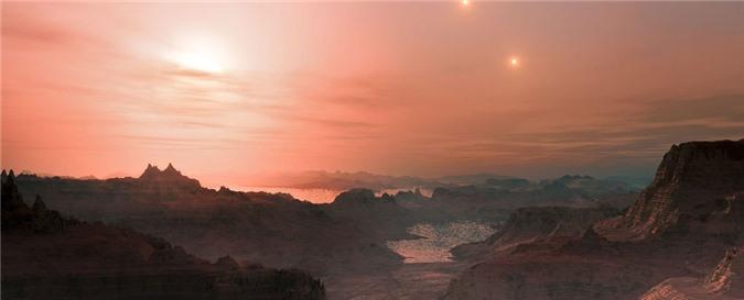 5 ngoại hành tinh giống Trái Đất nhất trong vũ trụ - 1
