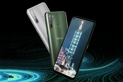 """""""Trái tim"""" của HTC U20 5G là vi xử lý Qualcomm Snapdragon 765G (7nm) với tốc độ tối đa 2,4 GHz, GPU Adreno 620. RAM 8 GB/ROM 256 GB, có khay cắm thẻ microSD với dung lượng tối đa 2 TB. Hệ điều hành Android 10."""