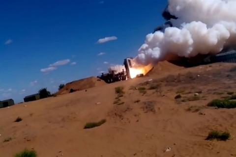 Hệ thống S-300 không có vai trò trong lưới lửa phòng không bảo vệ bầu trời Syria