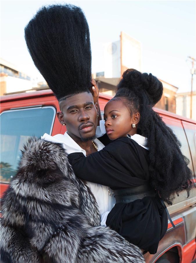 """Bố và con gái cùng sở hữu kiểu tóc xù bông """"bá đạo"""" nhất thế giới khiến ai nhìn cũng phải trầm trồ - Ảnh 7."""