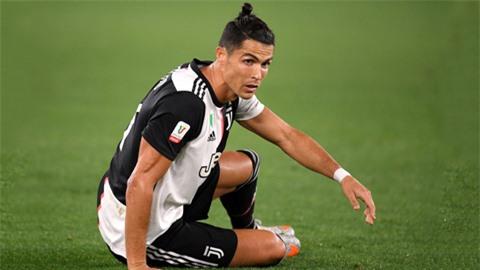 Ronaldo lại vô duyên với chấm luân lưu, lần đầu thua 2 trận chung kết liên tiếp