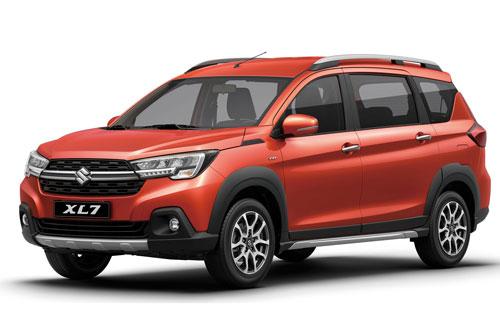 3. Suzuki XL7 (doanh số: 196 chiếc).