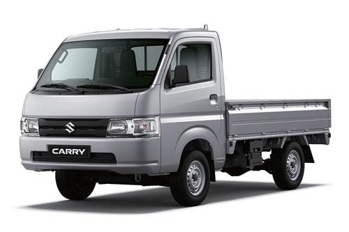 5. Suzuki Carry Truck (doanh số: 138 chiếc).