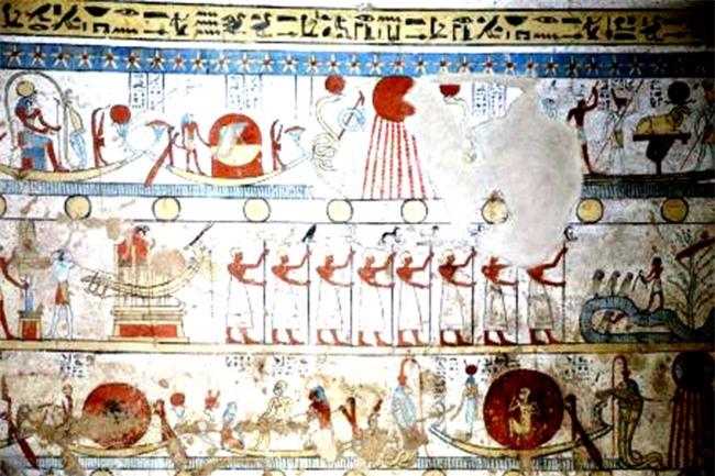 Ai Cập: phát hiện thêm một ngôi mộ cổ 2.000 năm tuổi - 5
