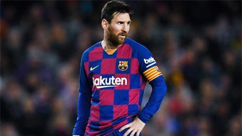 Barca mời Messi gia hạn hợp đồng thêm 2 năm