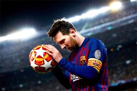 Messi muốn giải nghệ trong màu áo Barca