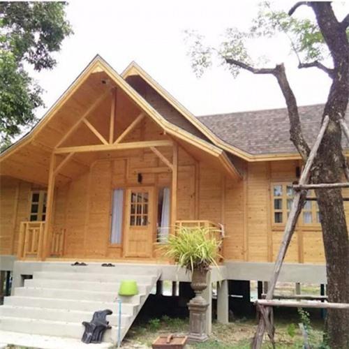 Chiêm ngưỡng những mẫu nhà gỗ với thiết kế đầy ấn tượng và độc đáo