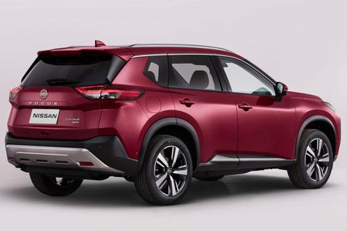 Nissan Rogue 2021.