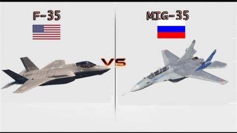 Phi cong Nga: MiG-35du suc doi dau voi F-35