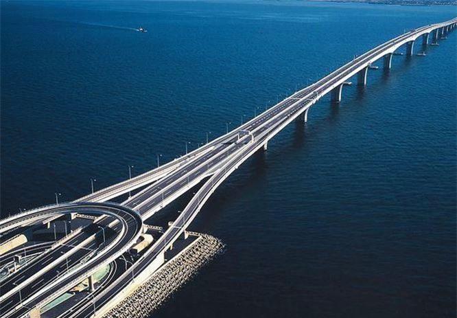 Top 8 cây cầu dài nhất thế giới - ảnh 4