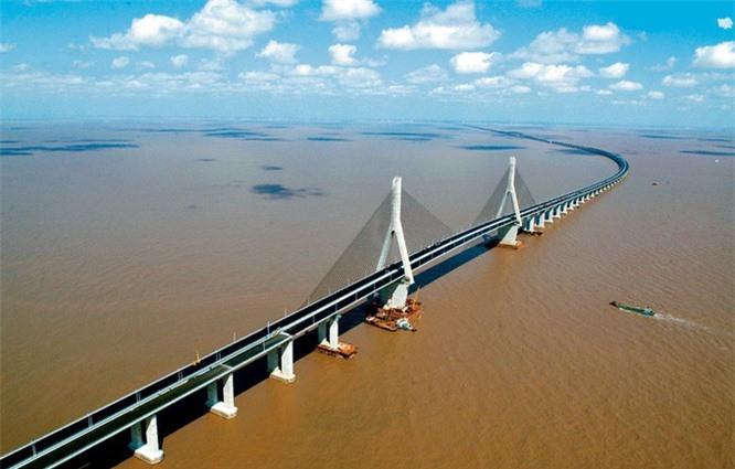 Top 8 cây cầu dài nhất thế giới - ảnh 7