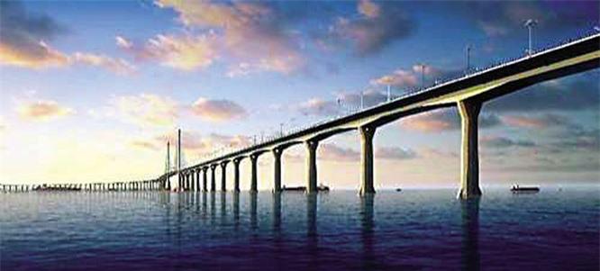 Top 8 cây cầu dài nhất thế giới - ảnh 8