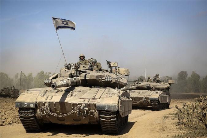 nguyen nhan khien quan doi israel kho bi danh bai hinh 1