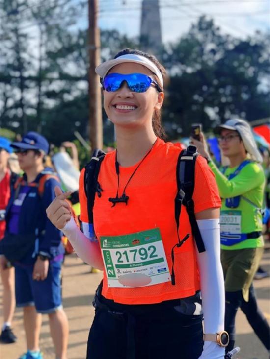 Cuộc thi marathon tại Đà Lạt do Sở Văn hoá Thể thao và Du lịch Lâm Đồng tổ chức với gần 5.000 người tham gia ở nhiều cự ly.