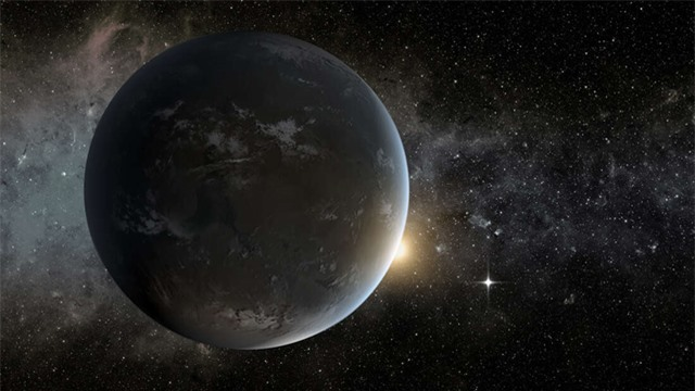 Phát hiện hành tinh giống Trái đất có thể sống được - 1