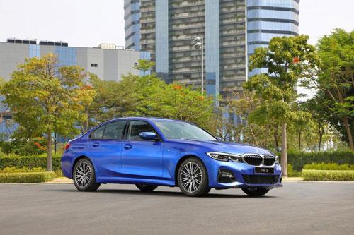 BMW 330i M-Sport 2020. Ảnh: BMW.